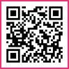 オンライン予約へのQRコード
